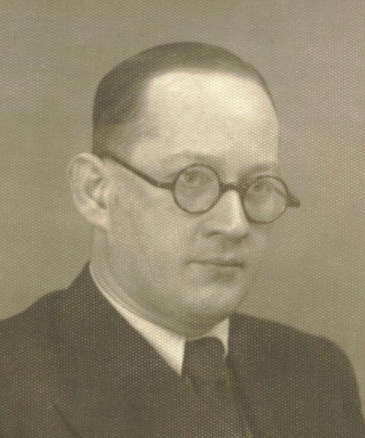 Playwrite Miklos Laszlo in 1937.