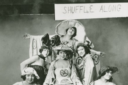 """Shuffle Along"": Re-Imagining the African-American-Classic From 1921"