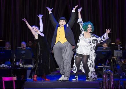 Geschwister Pfister: A New Spoliansky Revue In Berlin