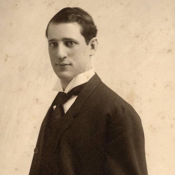 Composer Albert von Tilzer.