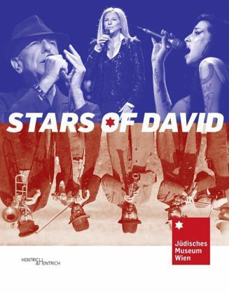 "Cover for the catalogue ""Stars of David"" (Hentrich & Hentrich)."