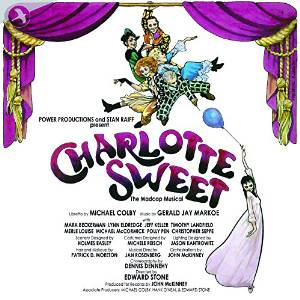 "The CD cover of ""Charlotte Sweet."" (Jay Records)"
