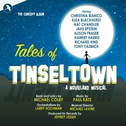 "CD cover for ""Tales of Tinseltown."" (Jay Records)"