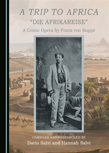 "Cover for the book ""A Trip to Africa."" (Cambridge Scholars)"