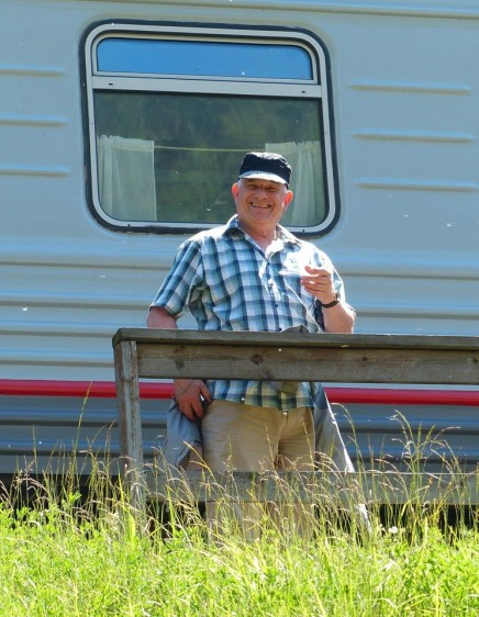 "On The Road With John Groves: ""Im weißen Rössl"" In Neustrelitz"