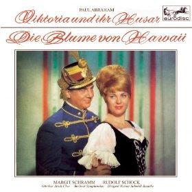 """The highlight version of """"Viktoria und ihr Husar"""" with Rudolf Schock and Margit Schramm."""