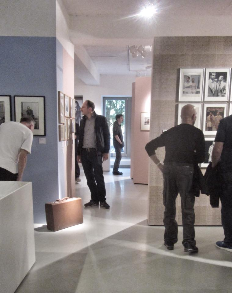 Blick in Ausstellung