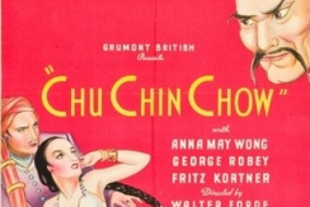 CHU CHIN CHOW Musical Tale of the East In 3 Acts, Music By Frederic Norton