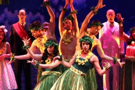 """Die Blume von Hawaii"": Paul Abraham's Tropical Rollercoaster In Pforzheim"