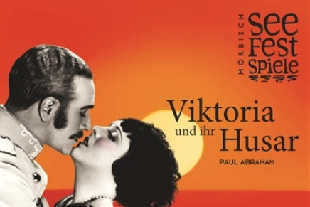 """Viktoria und ihr Husar"": The 2016 Cast Album From Mörbisch"
