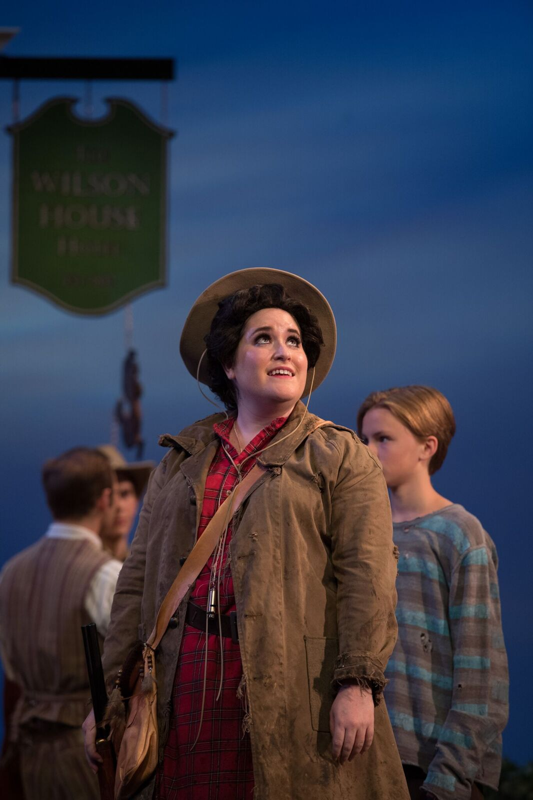 "Alexa Devlin was the star of the Ohio Light Opera ""Annie Get Your Gun"" production. (Photo: Matt Dilyard)"
