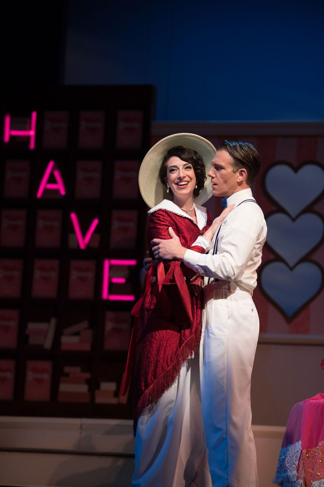 "Scene from Jerome Kern's ""Have a Heart"" at the Ohio Light Opera. (Photo: Matt Dilyard)"