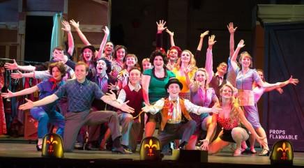 "The 2016 Ohio Light Opera Season: ""Hollandweibchen"" and ""Dancing Years"""