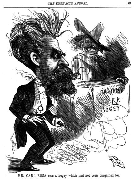 Stanley Potter (1819-1894): A Seventy Year Old Chorus Boy!