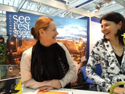 """""""Brutal Cultural Politics"""": Dagmar Schellenberger Kicked Out Of Mörbisch Festival"""