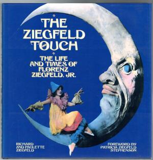 "Cover for the 1993 ""The Ziegfeld Touch."""