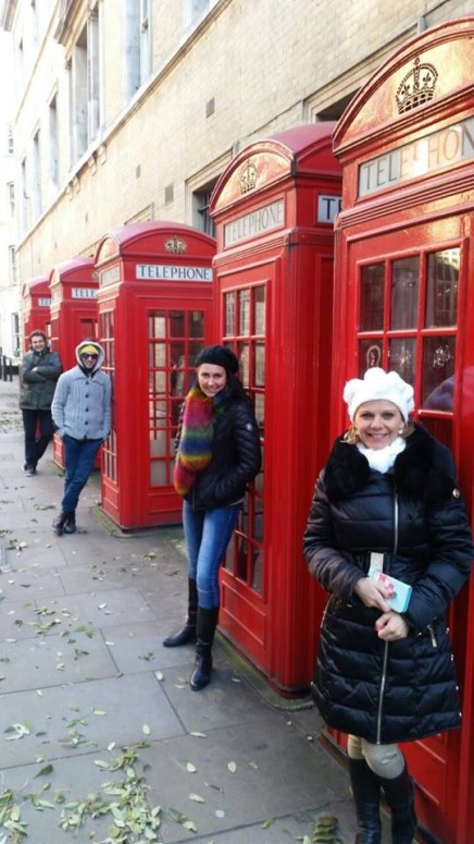 """The Csárdás Princess"" In London: The World-Tour Continues"