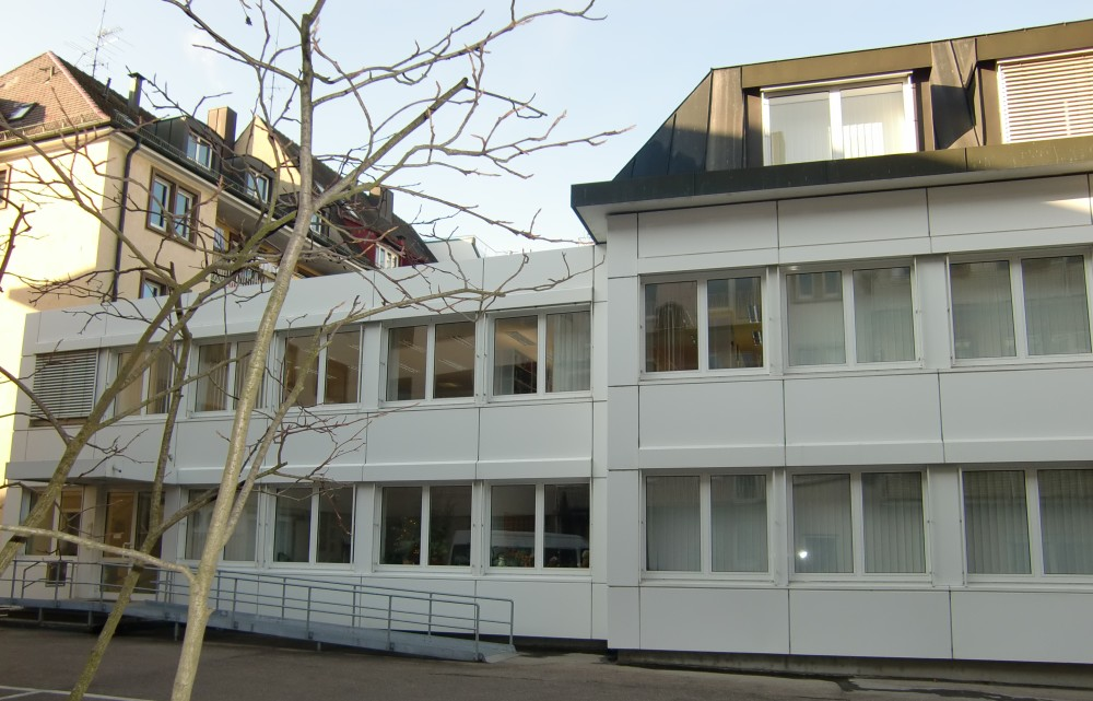 Zentrum für Populäre Kultur und Musik in Freiburg, Germany. (Photo: Michael Fischer)