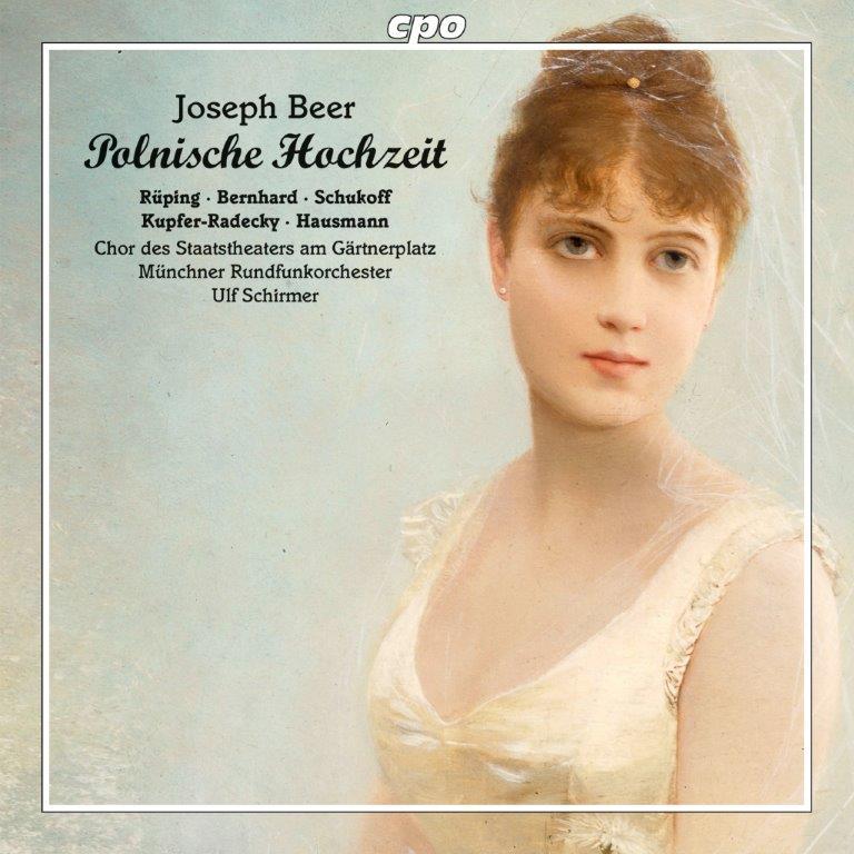 "CD cover ""Polnische Hochzeit."" (cpo)"