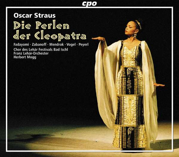 "The 2003 recording of ""Perlen der Cleopatra"" from Ischl. (Photo: cpo)"