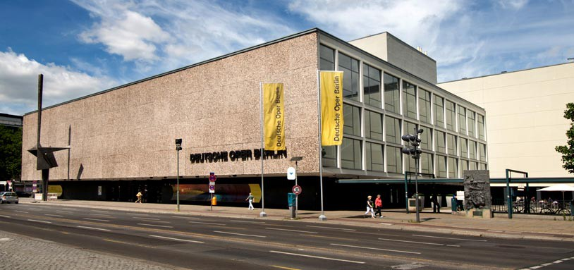 The Deutsche Oper Berlin. (Photo: Leo Seidel)