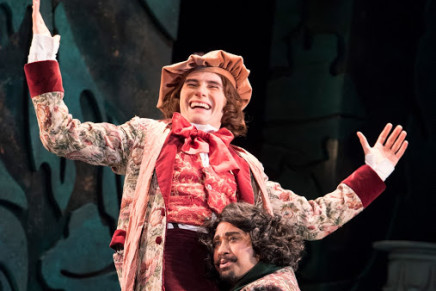 "Gilbert & Sullivan's ""Patience"" At English Touring Opera"