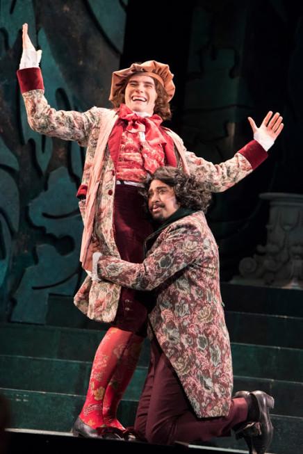 "Gilbert & Sullivan's ""Patience"" At English Touring Opera"