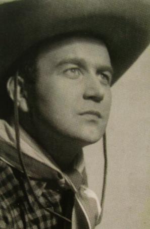 """Peter Minich as Juan Damigo in Dostal's """"Clivia,"""" 1953. (Photo from the catalogue """"Peter Minich. Ein Leben für die Musik."""" Stadtmuseum St. Pölten 2017)"""