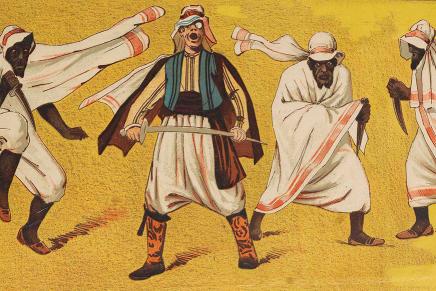 """""""A Trip To Africa"""": Franz von Suppé's Oriental Operetta In English"""