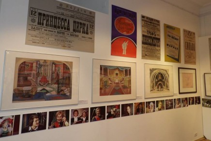Kálmán Forever: Hungarian Operetta Exhibition In Moscow