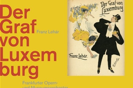 "Lehár's New ""Graf von Luxemburg"" On OEHMS Classics"