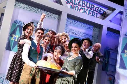 "How Do You Solve A Problem Like ""Saison in Salzburg""? The New Production In Ischl"