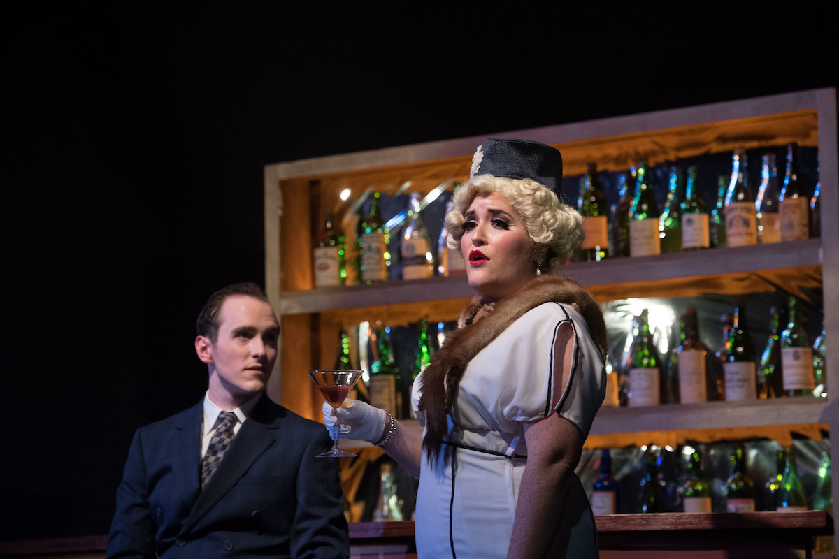 "Alexa Devlin in ""Anything Goes"" at Ohio Light Opera, 2017. (Photo: Matt Dilyard)"
