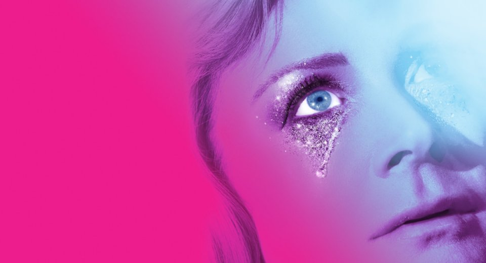 "The official advance pr image for ""Follies"" at the National Theatre London, 2017."