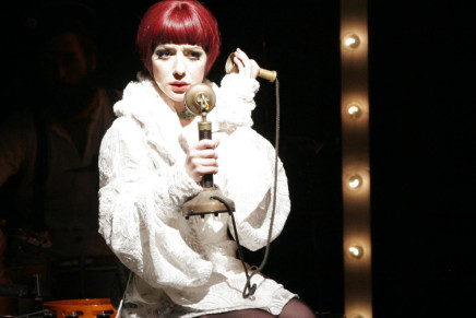 Sensationell: Sophia Euskirchen als Sally Bowles