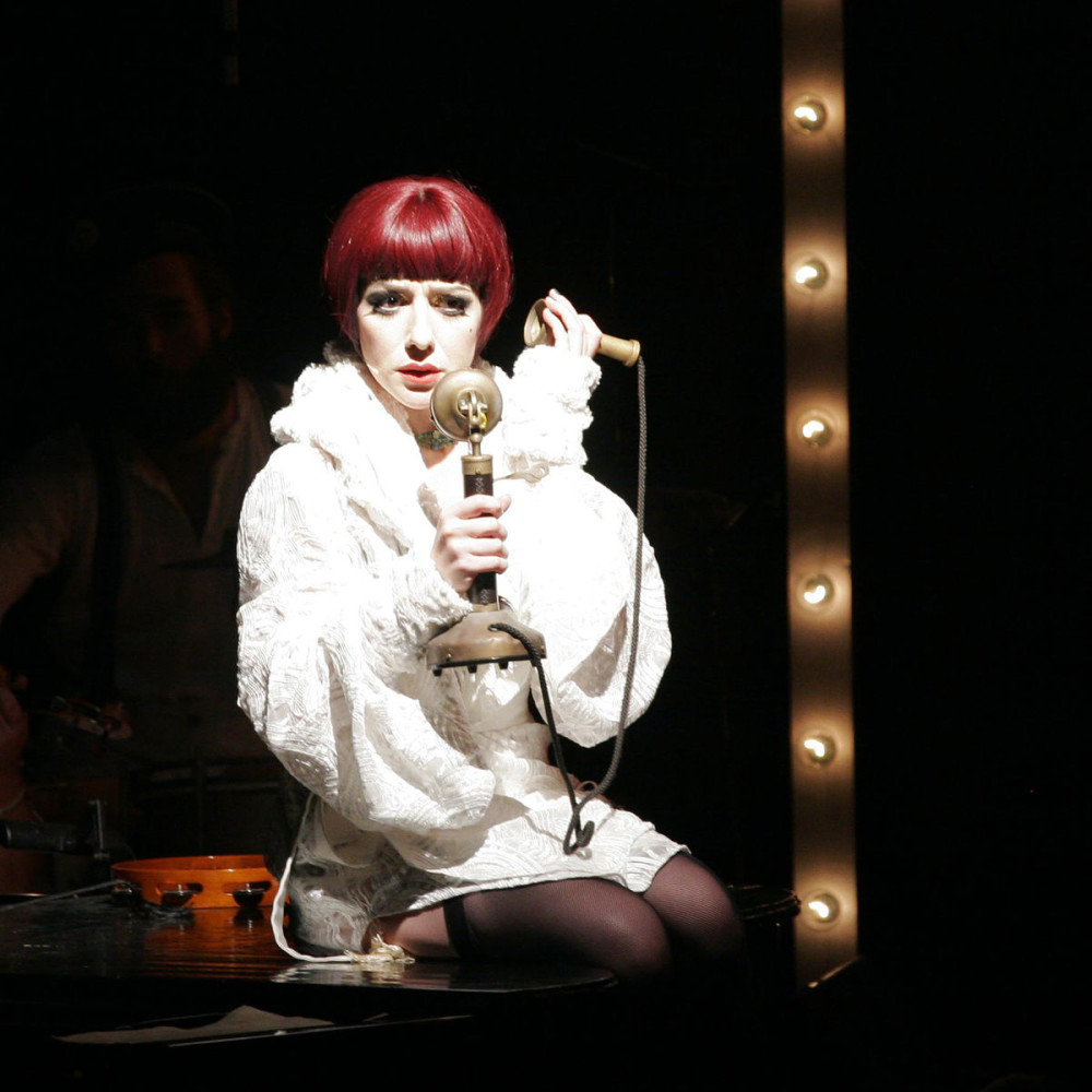 Sophia Euskirchen as Sally Bowles. (Photo: XAMAX)