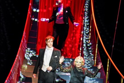 """Sunset Boulevard"" in Altenburg: Mit Angelika Milster als Norma Desmond"