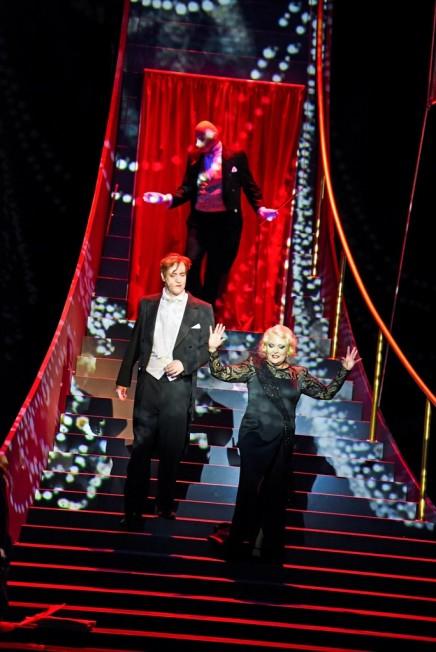 """""""Sunset Boulevard"""" in Altenburg: Mit Angelika Milster als Norma Desmond"""