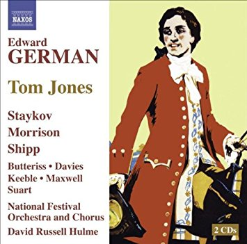 "The Naxos version of ""Tom Jones,"" 2009."