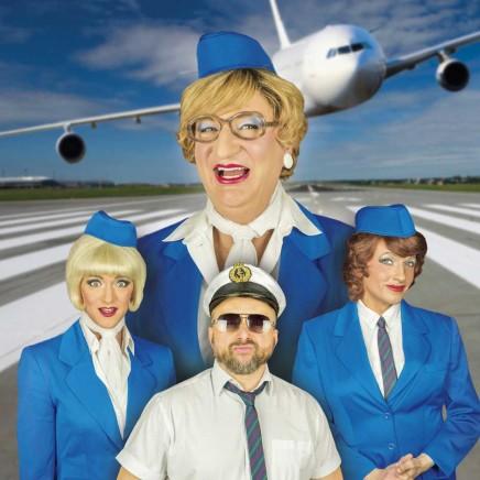 """Les chevaliers du Ciel: Das Neuköllnical """"Fly, Edith, Fly"""" im BKA"""