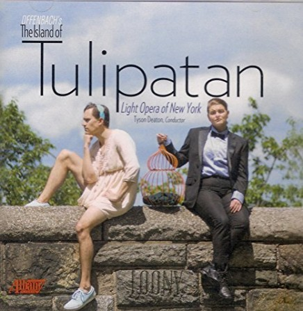 "Offenbach's ""The Island of Tulipatan"" In A World-Premiere English Language Recording"