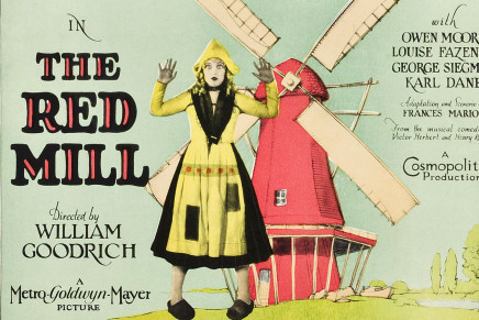 "Victor Herbert's ""The Red Mill"": Holland Mania Sweeps New York Once Again"