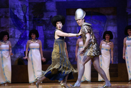 "Kismet Meets Operetta: Nico Dostal's ""Prinzessin Nofretete"" From Leipzig"