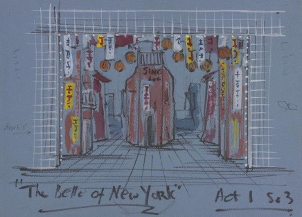 """""""Pretty little China girl, velly, velly nice"""": How Do You Revive Kerker's """"Belle of New York"""" Today?"""