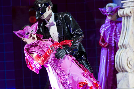 """Richard Heuberger's """"Opernball"""" From Graz: Stylish And Re-Written By Peter Lund"""