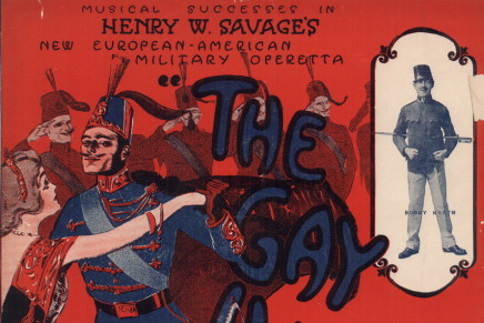 "The Gay Hussars, Or: Kálmán's ""Ein Herbstmanöver"" At Theater Giessen"