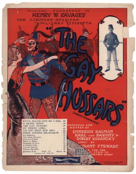 "The Gay Hussars, Or: Kálmán's ""Ein Herbstmanöver"" At Theater Giessen"