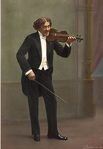 "Alexander Girardi in Emmerich Kálmán's ""Zigeunerprimas."" (Photo: Archive Marion Linhardt)"