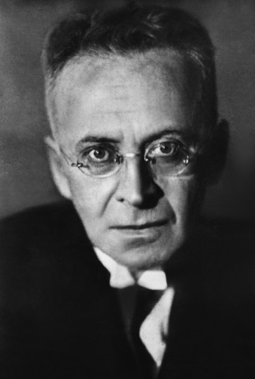 Karl Kraus in a protrait from 1937. (Photo: Wikipedia)