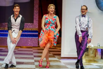 """Maske in Blau"" In Baden: With Uli Scherbel As A Tap-Dancing Hero"